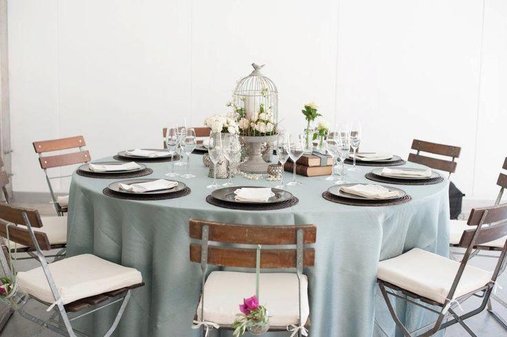Table decor ideas - http://www.hillcrestfarm.co.za/venues/weddings