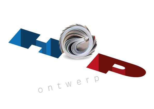 Hopontwerp logo Klant Romeny ontwerp