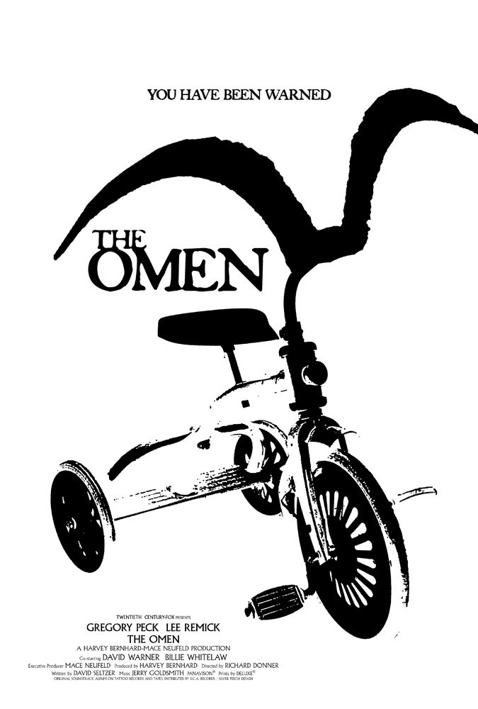 THE OMEN Silver Ferox Design