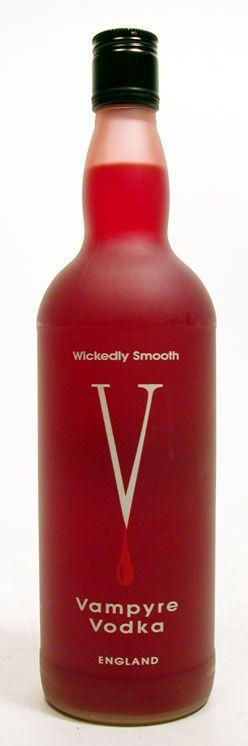 Vampire Vodka.
