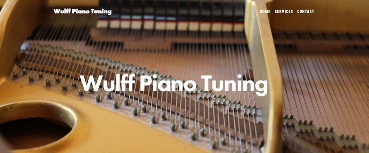 Piano Tuner in SW Ontario. Schedule a tuning today!