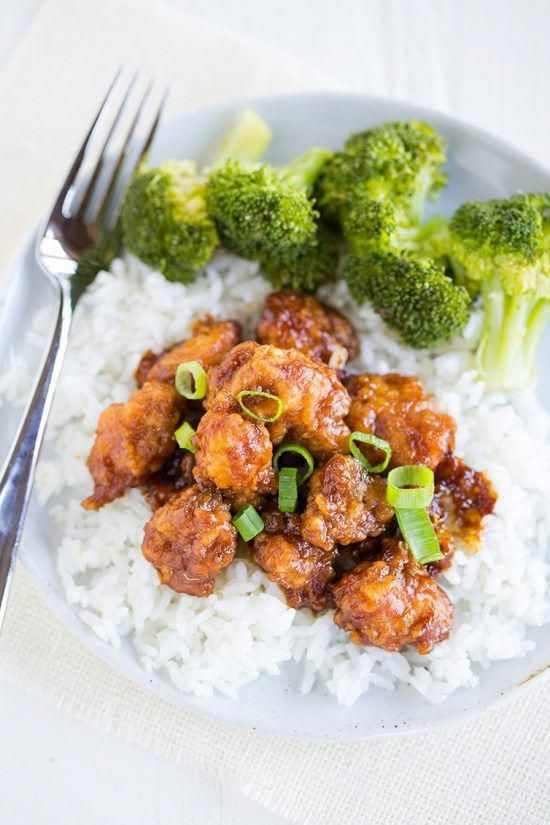 General Tso Chicken 25 Chinese Food Recipes At Home