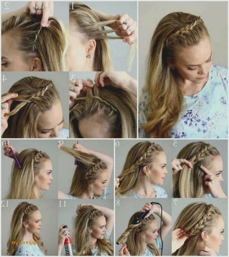 Frisuren Mittellang Geflochten Beautiful Frisuren Lange Haare