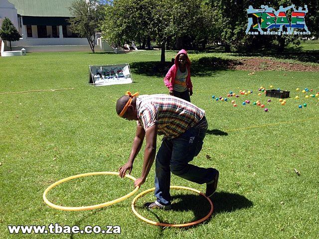 Nedbank Tribal Survivor Team Building Muldersdrift Gauteng