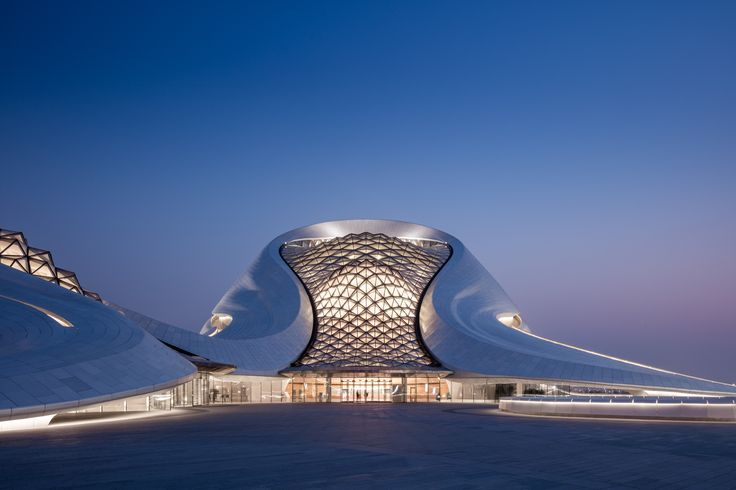 Galeria - Ópera de Harbin / MAD Architects - 3