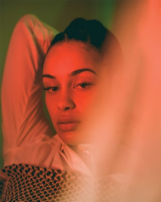 She may have only just finished school but this ascendant soul singer is poised for stardom. Smith opens up to Will Pritchard in our fashion editorial