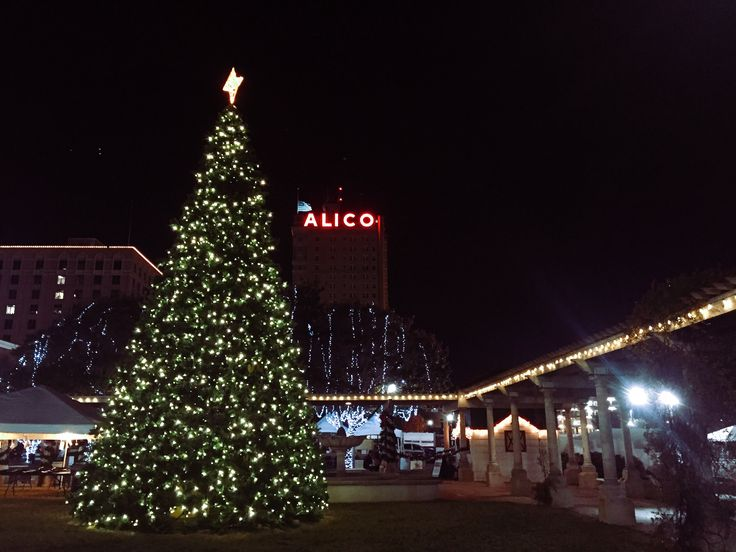 Wacobound | Coffee Talk: Christmas Lights in Waco