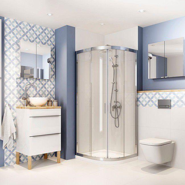 Zestaw Mebli Lazienkowych Imandra 60 Cm Bialy Zestawy Goodhome Bathroom Design Small Bathroom