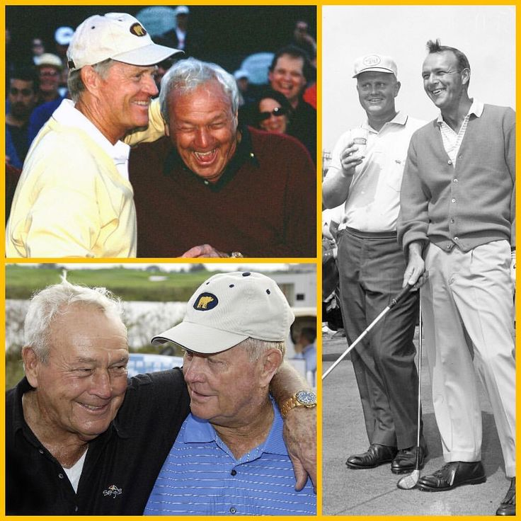 1000+ ideas about Arnold Palmer on Pinterest | Jack Nicklaus, Golf and ...