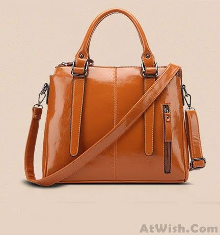 Wow~ Awesome Fashion High-end Temperament Type Female Handbags ! It only $44.99 at www.AtWish.com! I like it so much<3<3!
