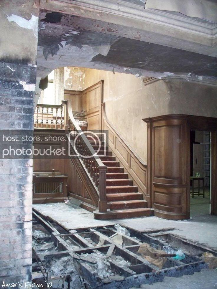 Derelict Places Derelict places, Abandoned houses