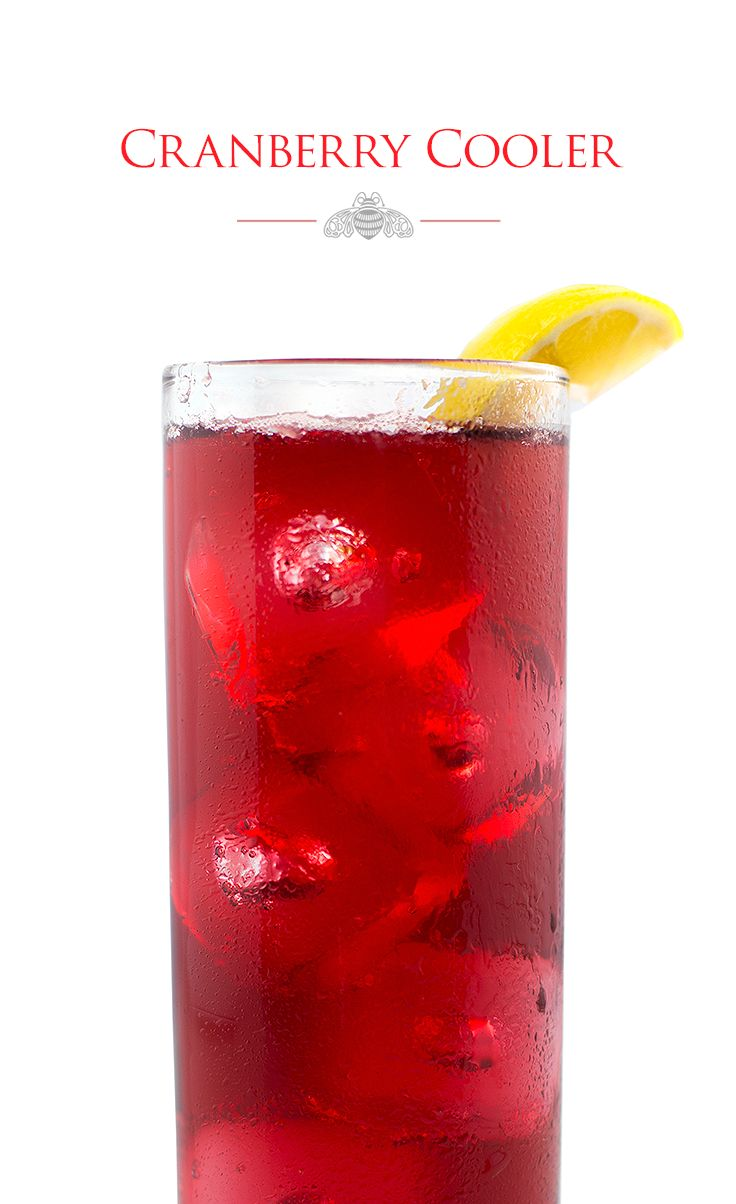PatronWorthy Tequila Cocktail: Cranberry Cooler. Made exclusively ...