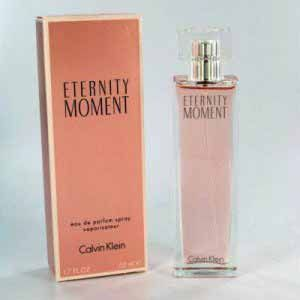 Calvin Klein Eternity Moment Eau de Parfum Spray 50ml A new fragrance from Calvin Klein, Eternity Moment is a modern, fresh-squeezed floral scent, bursting with lush sensuality. http://www.comparestoreprices.co.uk/perfumes/calvin-klein-eternity-moment-eau-de-parfum-spray-50ml.asp
