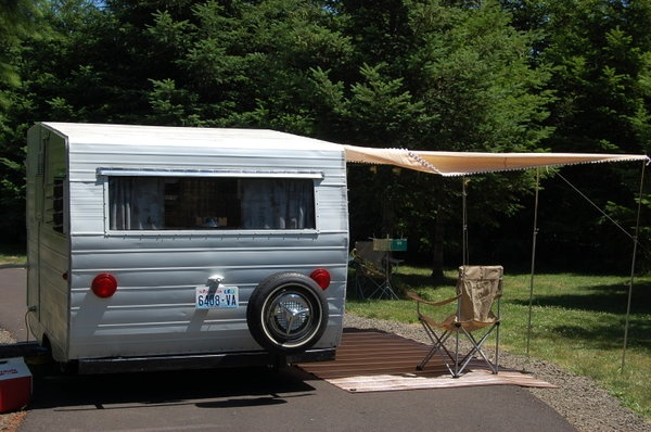 Vintage trailer rally gresham oregon