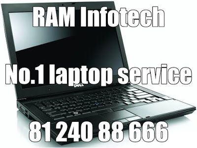 RAM INFOTECH - NO.1 laptop service center in chennai.: Dell Lat E6400 Laptop System getting over heat & s...