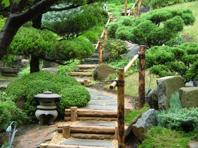 Les 42 meilleures images du tableau jardins japonais sur - Tableau jardin japonais ...