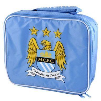 Man City Crest Lunch Bag