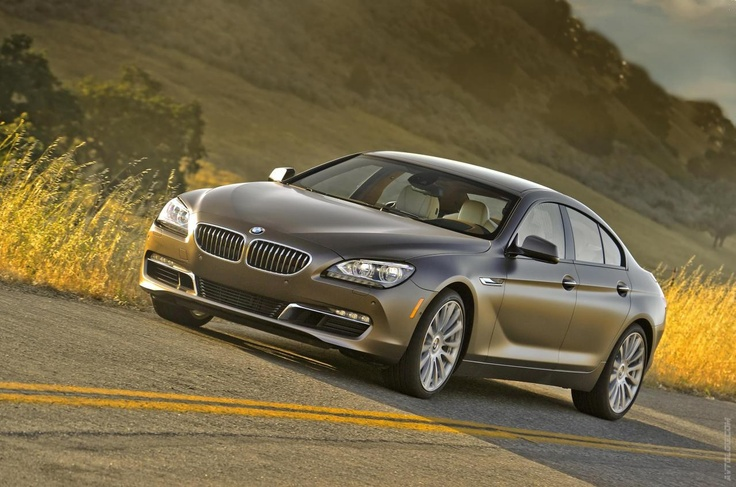 bmw 640i gran coupe фото