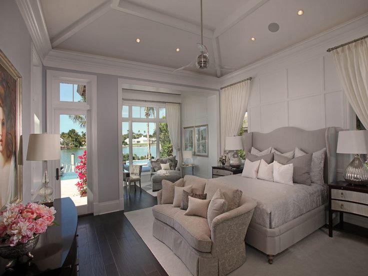 Bedroom Jinx Mcdonald Interior Designs Naples Florida