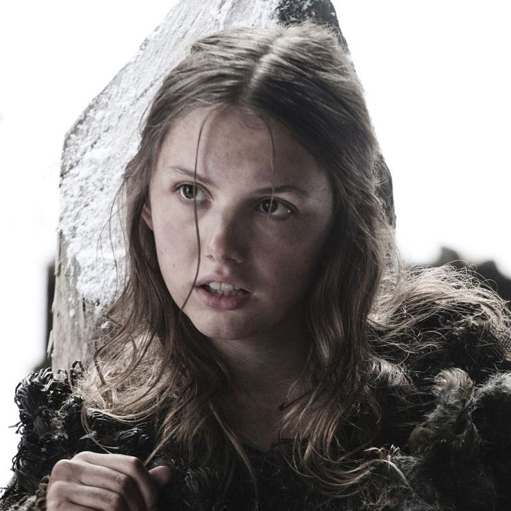 Hannah Murray as Gilly - Game of Thrones