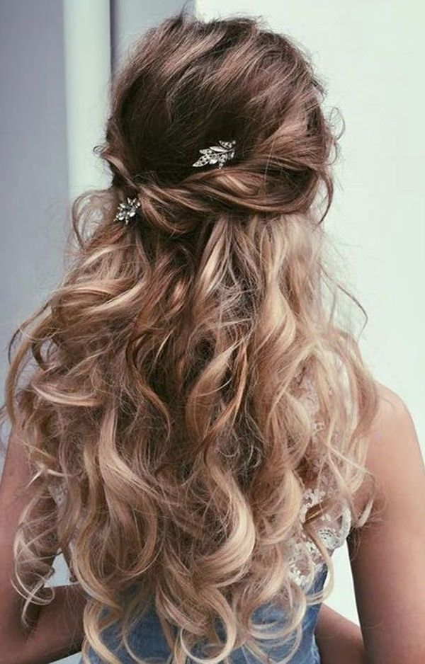 40 Homecoming Hairstyles For Long Hairstyles In 2019 Homecoming Despite The Fact That It Is A Hair Styles Short Wedding Hair Wedding Hairstyles For Long Hair