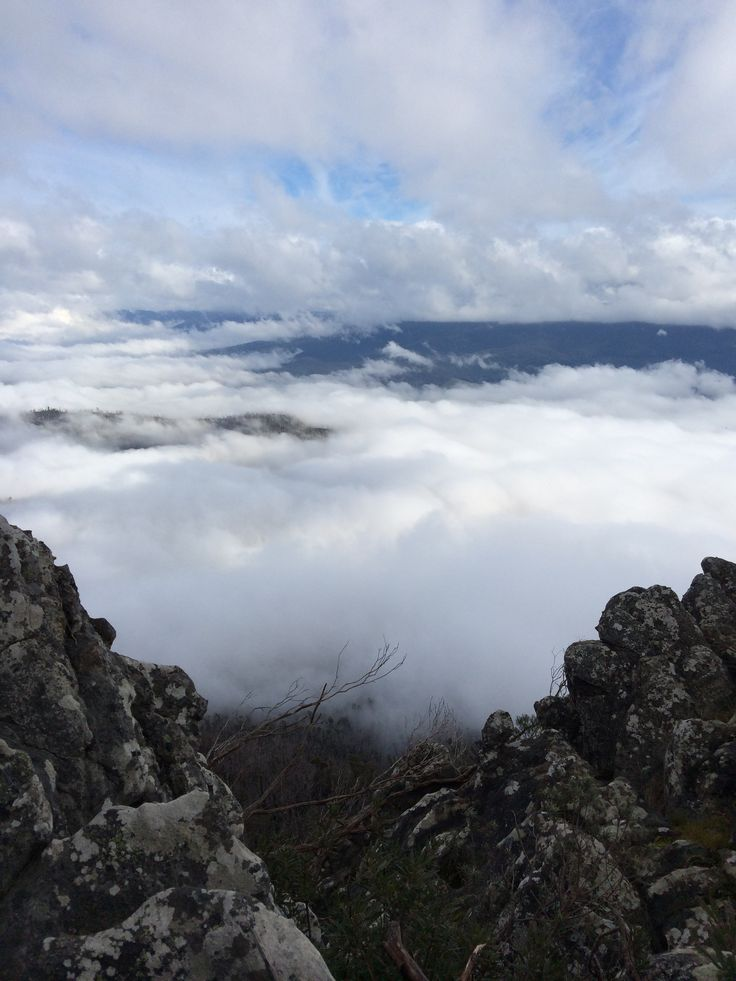 Cathedral Range, Victoria, Australia - Hike the Southern Circuit