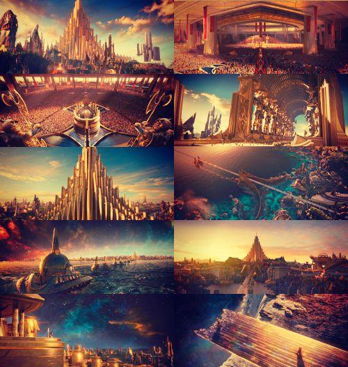 asgard city
