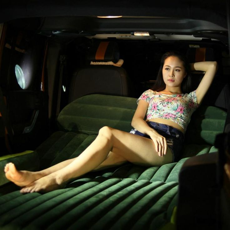 Universal Outdoor Travel Car Inflatable Mattress Air Bed for SUV Sale - Banggood.com