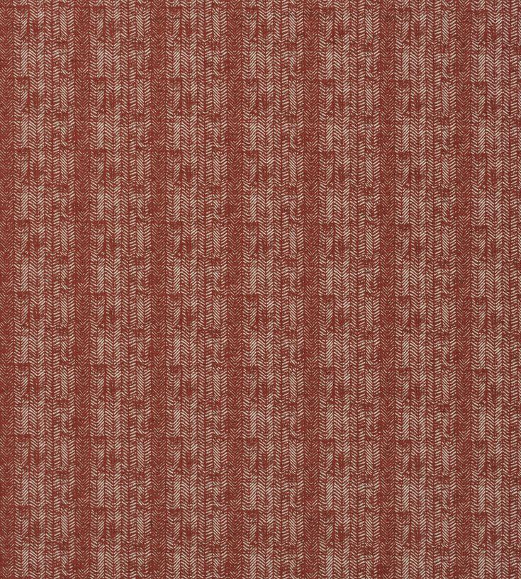 Pantone, Marsala | Seborga Fabric by William Yeoward | Jane Clayton