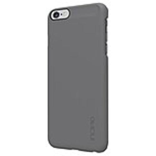 NOB Incipio IPH-1193-GRY Feather Ultra Thin Snap-On Case - For iPhone 6 Plus - Gray - Plextonium, Polycarbonate, Ethylene Vinyl Acetate (EVA) - TFL-IPH-1193-GRY-OPEN-BOX