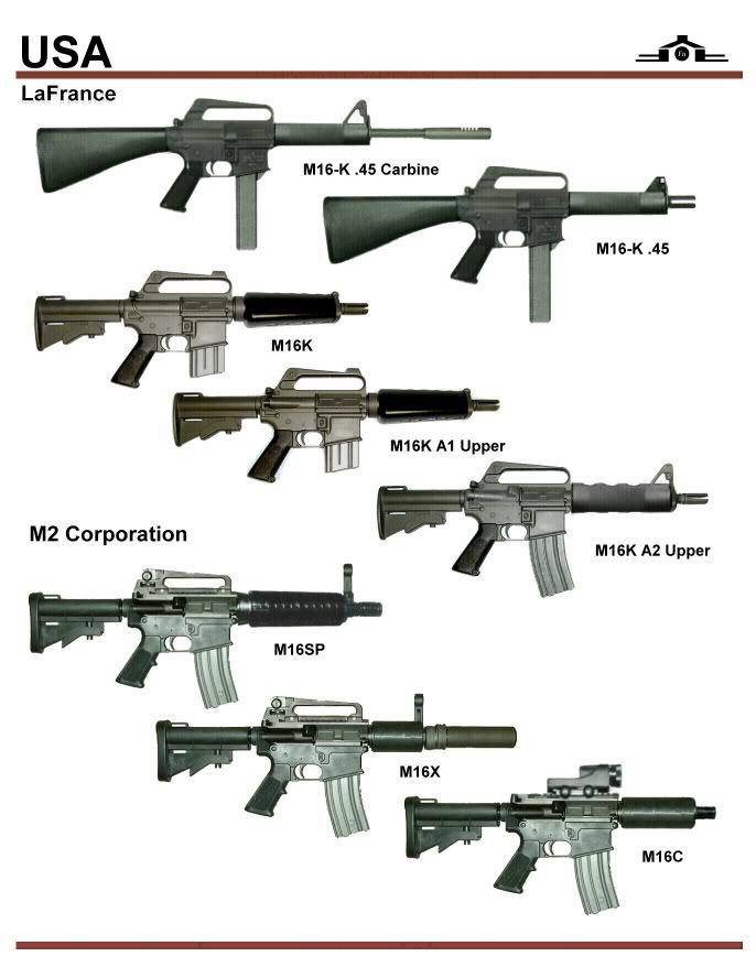 M16 Series