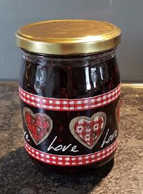 (no) plain Vanilla Kitchen: Zwetschgen-Holunder-Marmelade: besonders bei Männer…