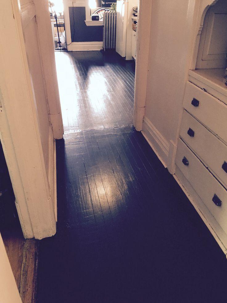 how to clean white linoleum floors