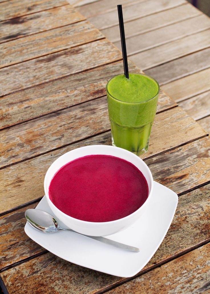 juice and smoothie recipes from my FAVORITE hip place, Goodies, in Berlin