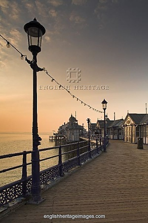 Eastbourne Pier from English Heritage