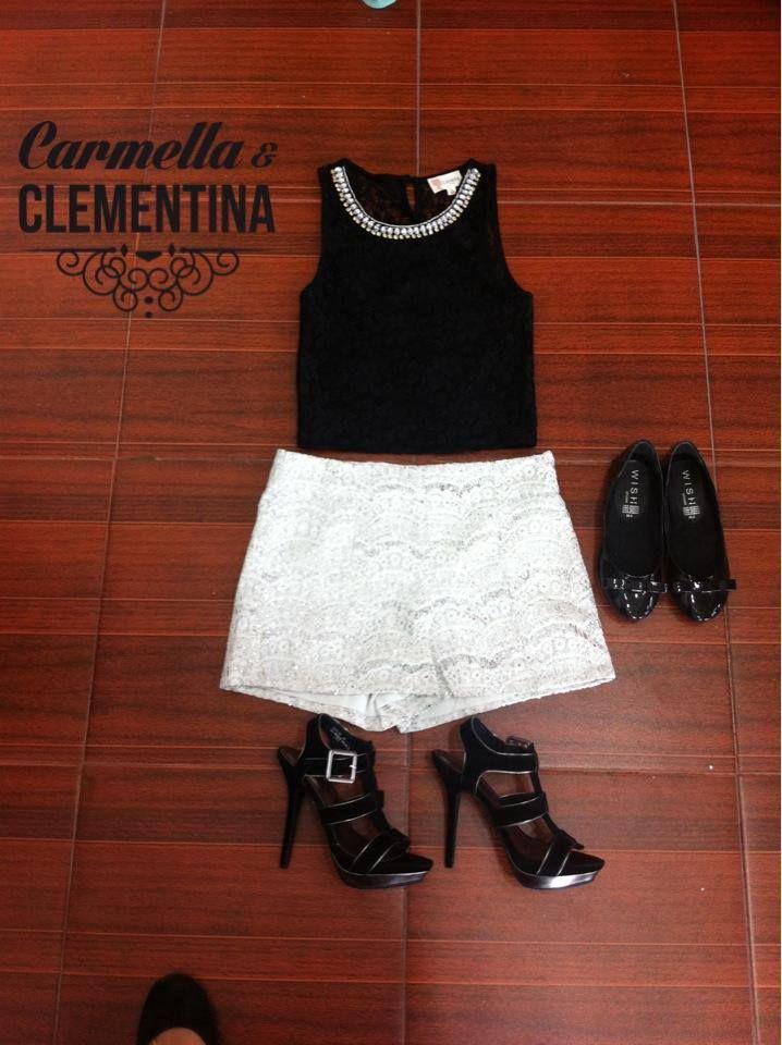 #Carmella con mas estilo que nunca...