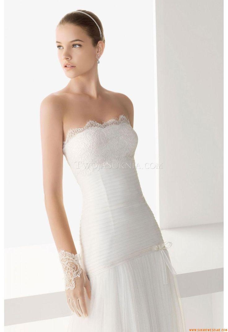 Suknia ślubna Rosa Clara 209 Bailen 2013