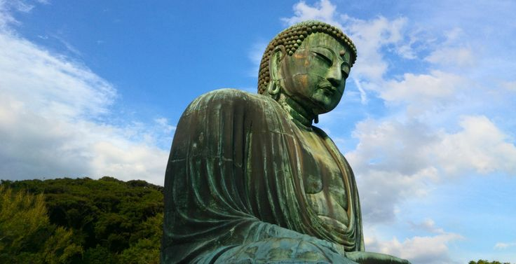 Daibutsu: la gran estatua de Buda de Kamakura