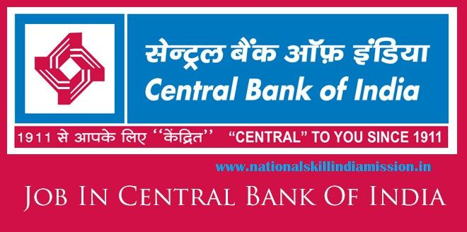 GRADUATE/PG JOBS  Central Bank of India-recruitment-Faculty/Office Assistant-Apply Now-Last date 13 February 2017  Job Details :  Post Name : Faculty Pay Scale : Rs. 12000/- (Per Month) Post Name : Office Assistant Pay Scale : Rs. 8000/- (Per Month) Eligibility Criteria :      Educational Qualification : For more details click:
