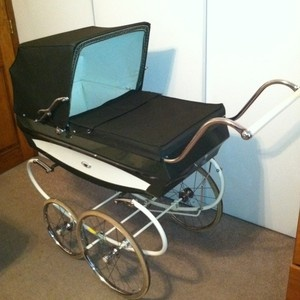 Image detail for -Vintage Pedigree Pram Baby Carriage Mint Condition | eBay