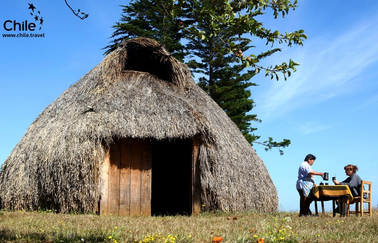 This Sunday, Chile celebrates Cultural Heritage Day. Come and immerse yourself in our rich ethnic cultures http://chile.travel/