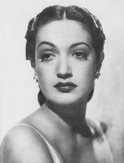 Dorothy Lamour was an American film actress. She is best remembered for appearing in the Road to... movies, a series of successful comedies starring Bing Crosby and Bob Hope. |   1914 - 1996 | New Orleans, LA    (Wikipedia)