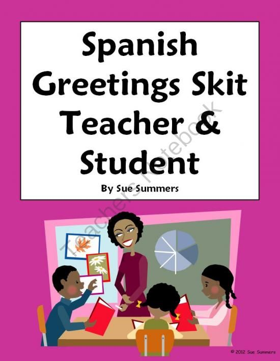 Classroom Skit Ideas ~ Best images about spanish educational ideas on