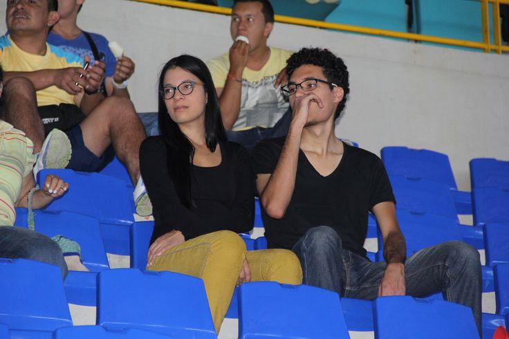 En pareja también puedes disfrutar del #FútbolRevolucionado