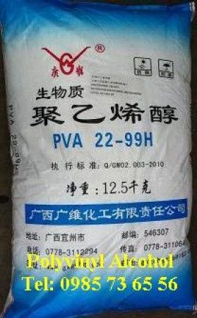 Polyvinyl Alcohol, PVA
