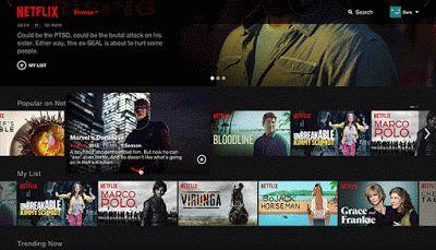 ONE: La actualización de Netflix para Windows 10 ahora soporta comandos de voz a través de Cortana