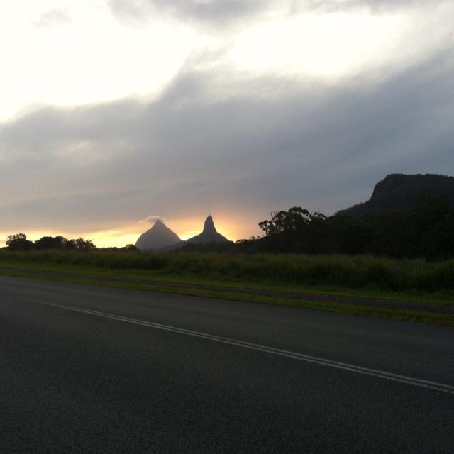 Glass House Mountains QLD, Australia