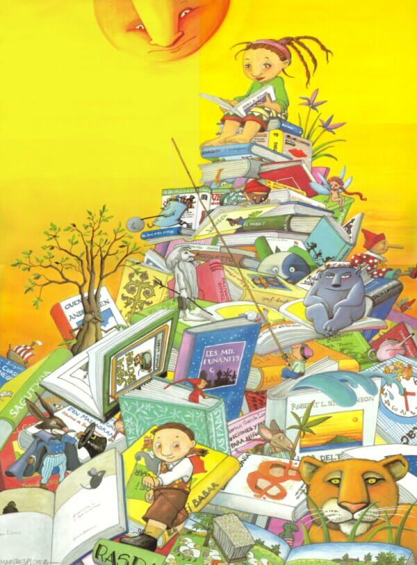 Acercar los bebés a los libros - 1º Encuentro para Acercar los Bebés a los Libros: jornadas, talleres, informaición