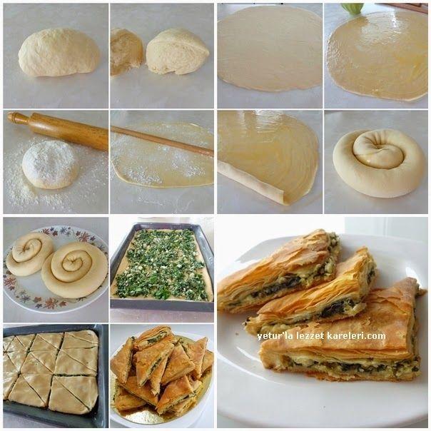 çok lezzetli bir börek oluyor.tavsiyemdir...   malzemeler:  2 yumurta  1 çay bardağı yoğurt  1 çay bardağı sıvıyağ  1 çay bardağı ılık ...