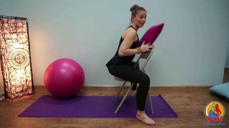 Movimientos para aliviarte durante la labor de parto